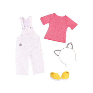 Glitter Girls Glisten & Glam Fashion Outfit