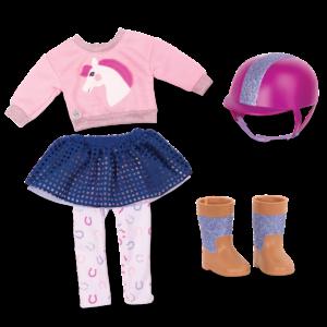 Glitter Girls Gallop & Glow Equestrian Outfit