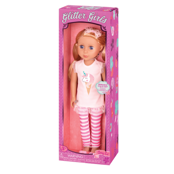 Glitter Girls Posable 14-inch Doll Lacy Packaging