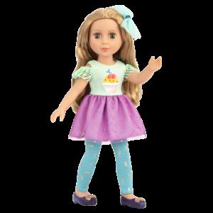 Glitter Girls Doll Sashka Poseable Arms & Legs