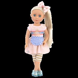 Glitter Girls Posable 14-inch Doll Chrissy