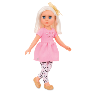 Glitter Girls Posable 14-inch Doll Elula