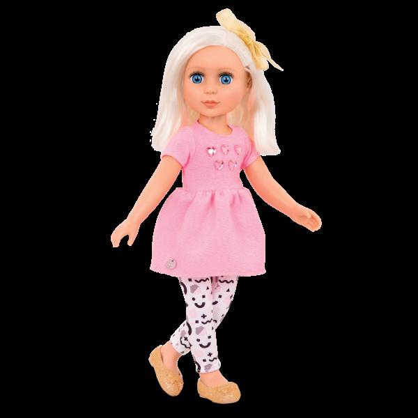 Glitter Girls Posable 14-inch Doll Elula