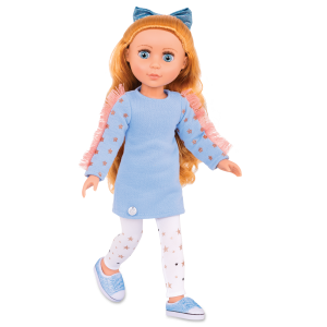 Glitter Girls Posable 14-inch Doll Poppy