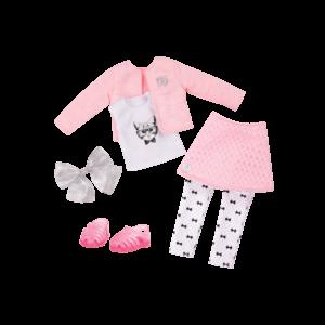 """Glitter Girls 14"""" Doll Fifer Outfit"""