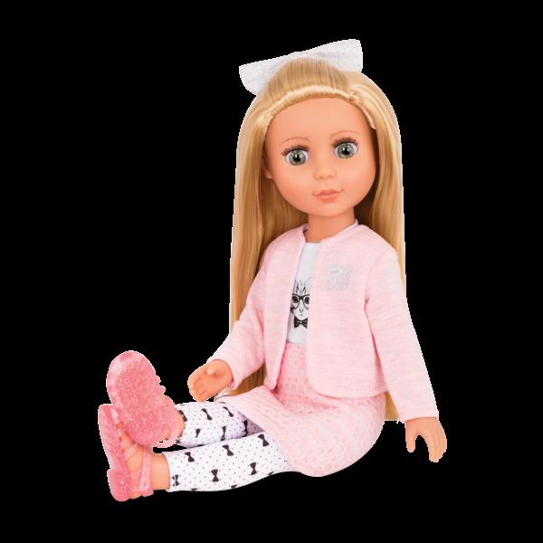 """Glitter Girls 14"""" Poseable Doll Fifer"""