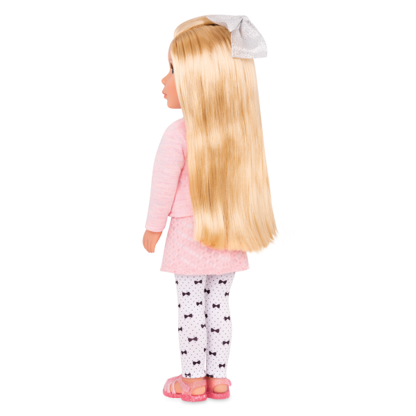 """Glitter Girls 14"""" Doll Fifer Blonde Hair"""