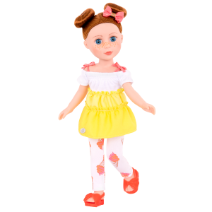Glitter Girls Posable 14-inch Doll Charlie