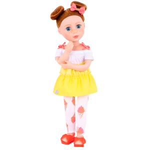 Glitter Girls Posable 14-inch Doll Charlie Red Hair Blue Eyes