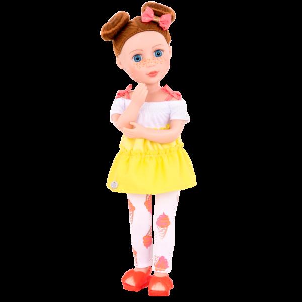 Glitter Girls Posable 14-inch Doll Charlie Red Hair Blue Eyes