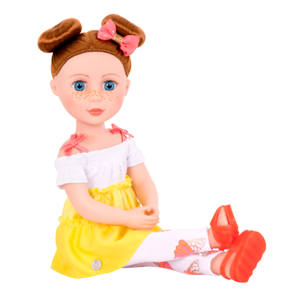 Glitter Girls 14-inch Doll Charlie Posable Arms & Legs