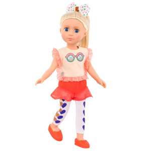 Glitter Girls Posable 14-inch Doll Dayle