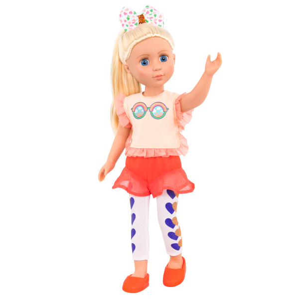 Glitter Girls Doll Dayle Blonde Hair