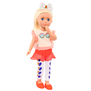 Glitter Girls Posable 14-inch Doll Dayle Outfit
