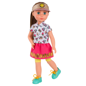 Glitter Girls Posable 14-inch Drive-Thru Doll Stivie