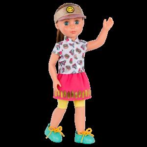 Glitter Girls Posable 14-inch Doll Stivie