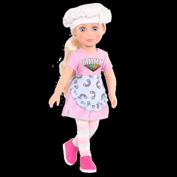 Glitter Girls Posable 14-inch Doll Maren