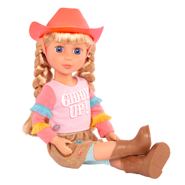 Glitter Girls Posable 14-inch Doll Floe Outfit