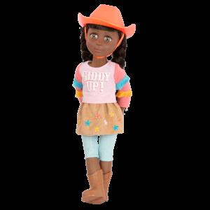 "Glitter Girls Poseable 14"" Equestrian Doll Jolie"