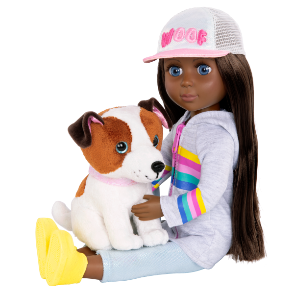 Glitter Girls Doll & Pet Jana Cuddles Accessories