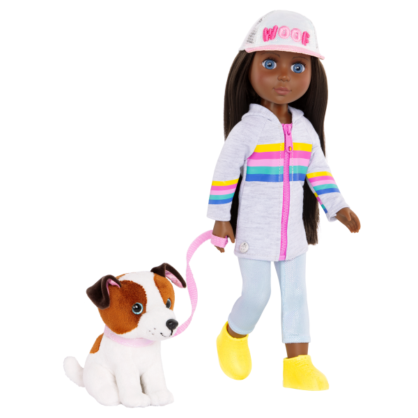 Glitter Girls Doll & Pet Jana Cuddles Fashion Outfit