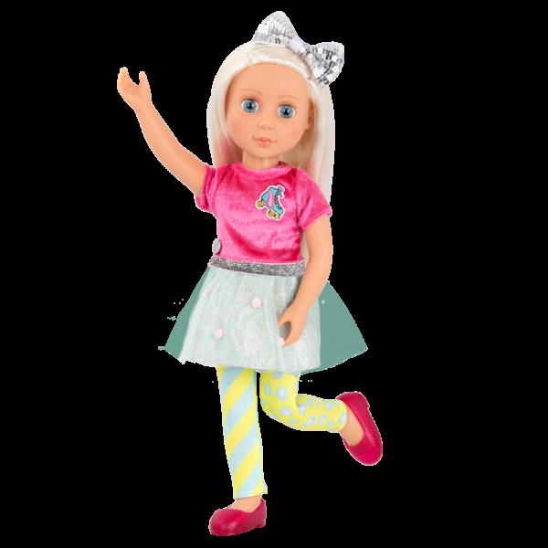 Glitter Girls Doll Kianna Posable