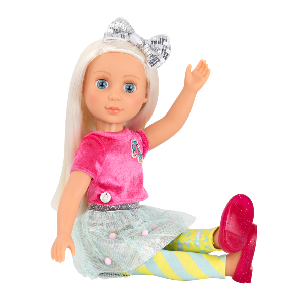 Glitter Girls Doll Kianna Blonde Fashion Outfit