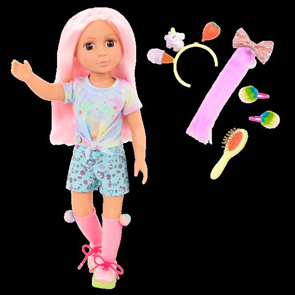 Glitter Girls Doll Nixie Posable