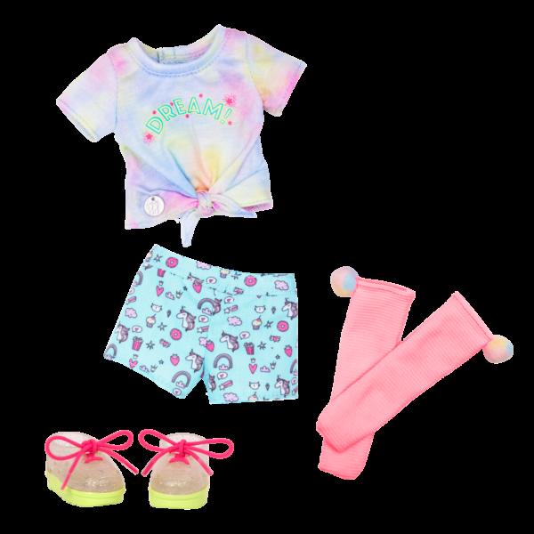 Glitter Girls Doll Nixie Fashion Outfit