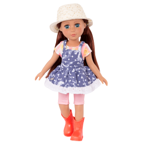 Glitter Girls Doll Hallie Posable