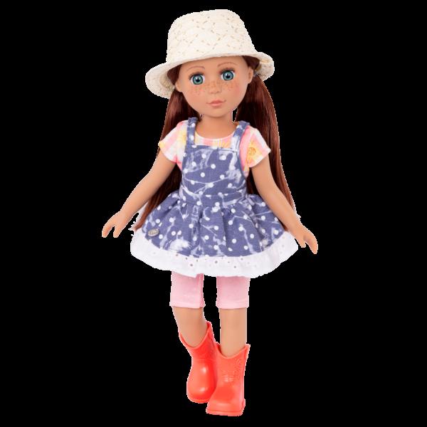 Glitter Girls Doll Hallie Posable