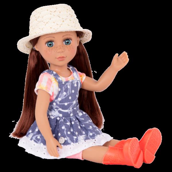 Glitter Girls Doll Hallie Sitting