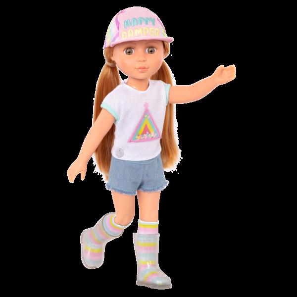 Glitter Girls Camping Doll Astrid