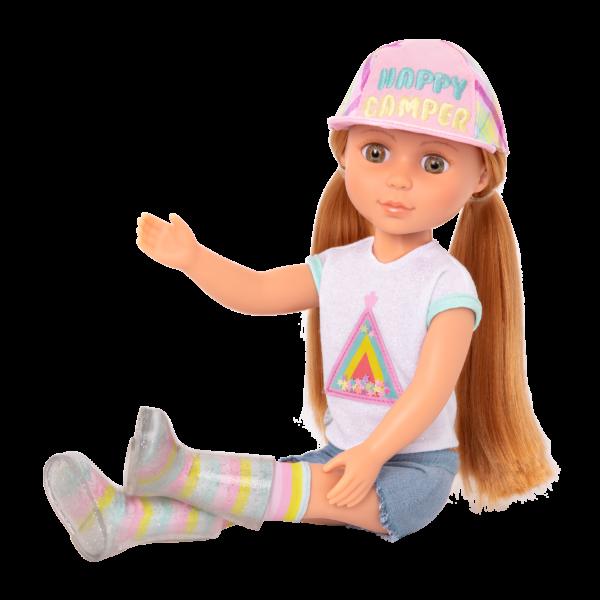 Glitter Girls Doll Astrid Red Hair Hazel Eyes