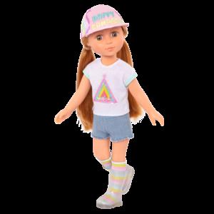 """Glitter Girls Poseable 14"""" Doll Astrid"""