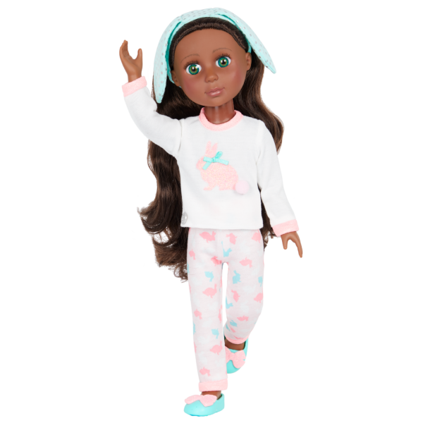 Glitter Girls Eniko 14-inch Poseable Pajama Party Doll