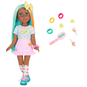 Glitter Girls Duckie 14-inch Hairstyling Doll