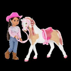Glitter Girls Doll Bria & Horse Bonnie