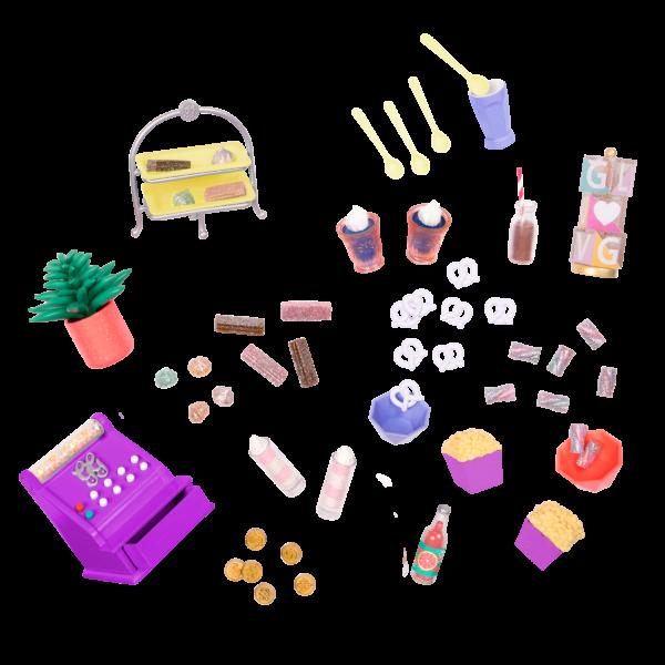 Glitter Girls Sweet Shop Terrace Accessories
