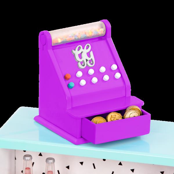 Glitter Girls Sweet Shop Terrace Cash Register