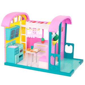 Glitter Girls Doll House Furniture Set