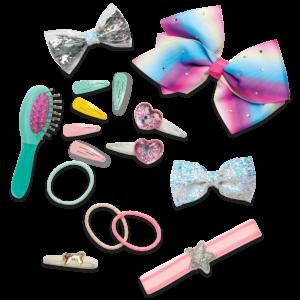Glitter Girls Hair Play Set