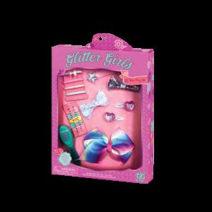 Glitter Girls Hair Play Set Packaging