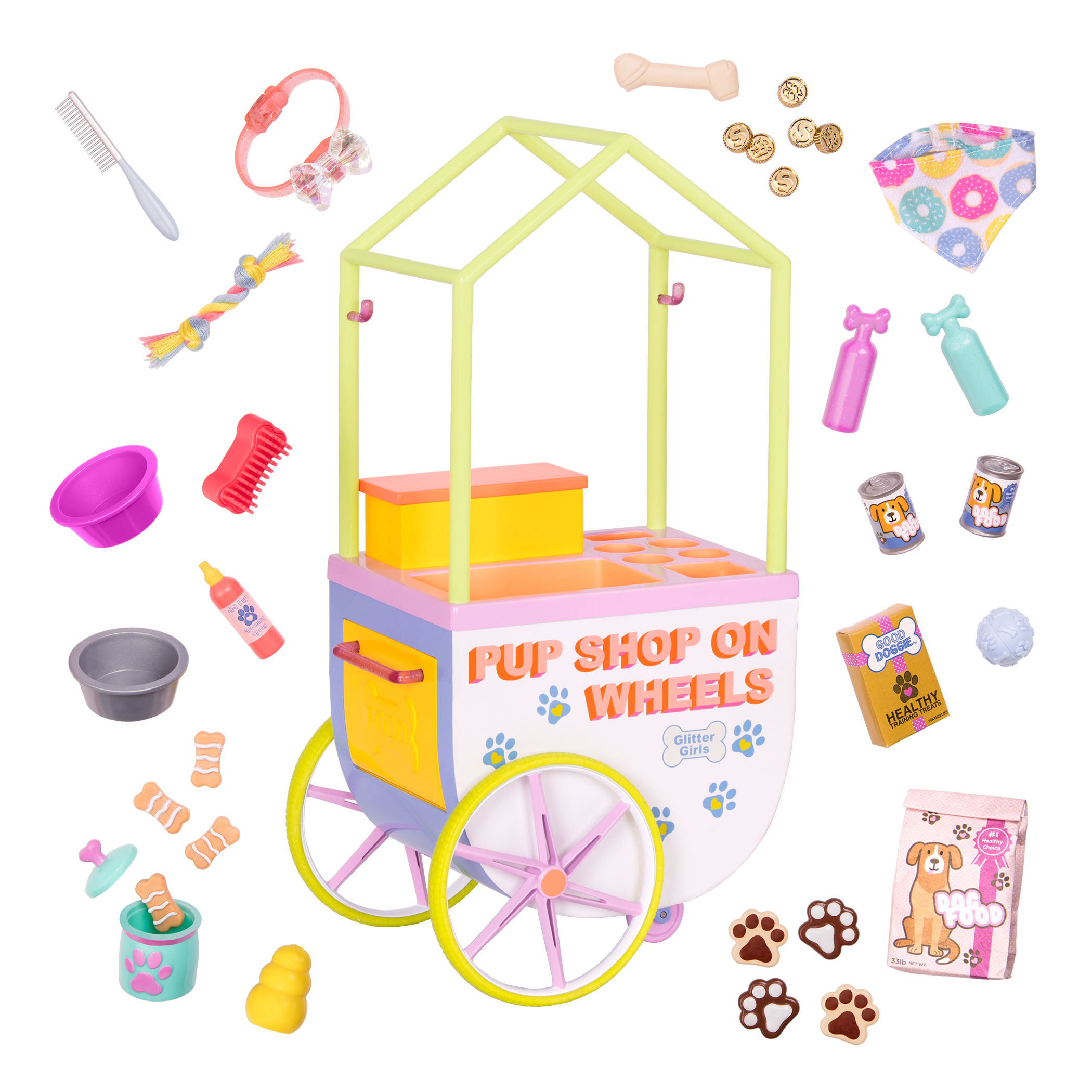 Gg Pop Pup Shop On Wheels Gg