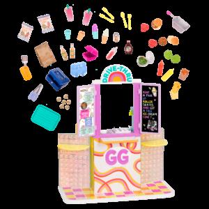 Glitter Girls Drive-Thru Window Playset