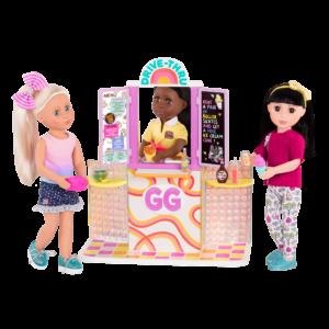 Glitter Girls Drive-Thru Window Restaurant Playset