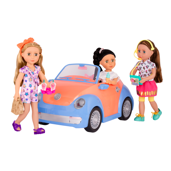 Glitter Girls Can We Take Your Order Drive-Thru Play Food Set Stivie