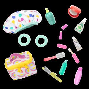 Glitter Girls Travel Bag Set
