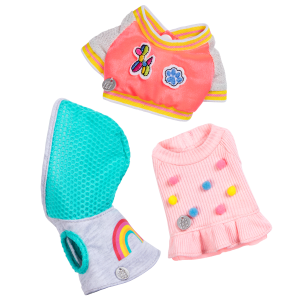 Glitter Glirls Plush Pet Outfits