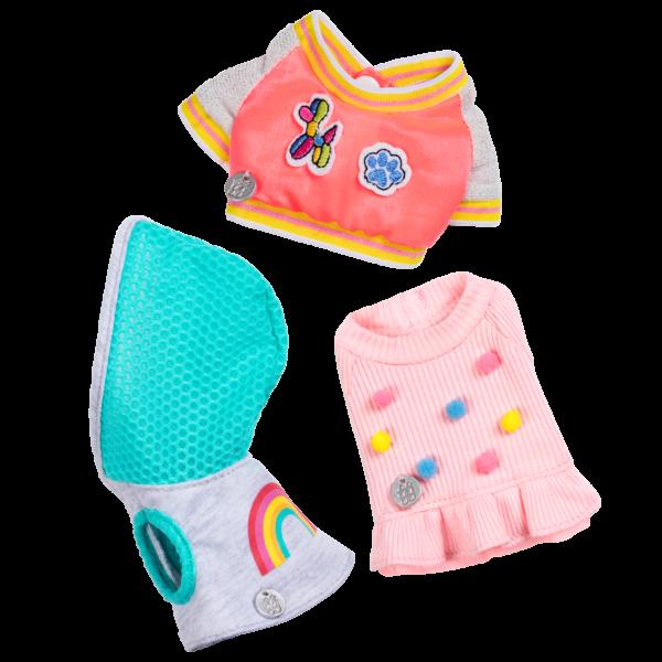 Glitter Glirls Plush Pet Outfits
